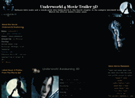 underworld4.3dmovie-trailer.com