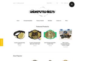 undisputedbelts.com