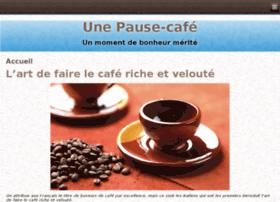 une-pause-cafe.com