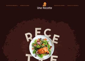 une-recette.fr