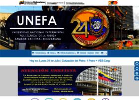 unefa.edu.ve