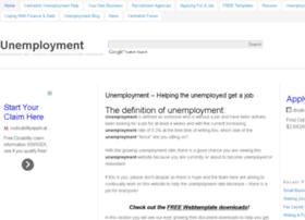 unemployment.net.au