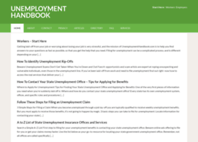 unemploymenthandbook.com