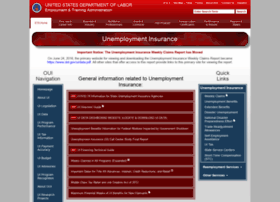 unemploymentinsurance.doleta.gov