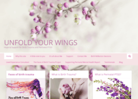 unfoldyourwings.co.uk