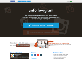 unfollowgram.com