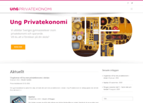 ungprivatekonomi.se
