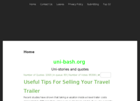 uni-bash.org