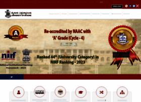 uni-mysore.ac.in