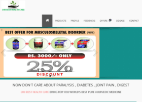unibesthealthcare.com
