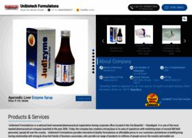 unibiotechformulations.com