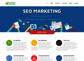 unibizinformatics.com