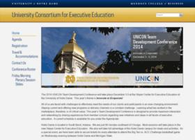 unicon.nd.edu