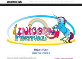 unicornfestivalcolorado.com