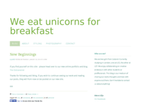 unicornsforbreakfast.squarespace.com