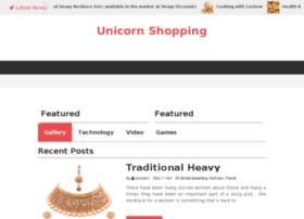 unicornshopping.com