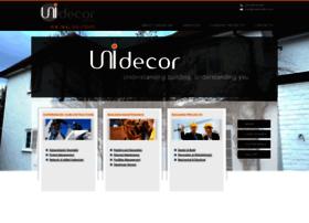 unidecorltd.co.uk