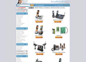 uniden.onlinephonestore.com