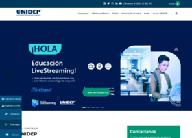 unidep.edu.mx