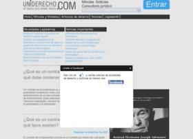 uniderecho.com