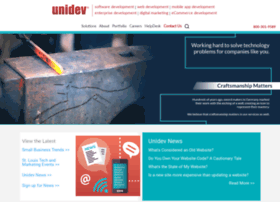unidev.com