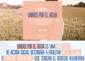 unidosporelagua.org.ar