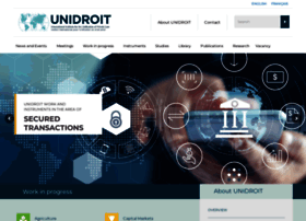 unidroit.org