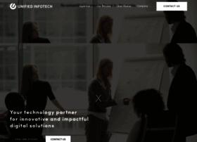 unifiedinfotech.net