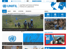unifil.unmissions.org