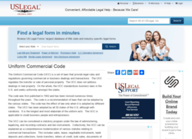 uniformcommercialcode.uslegal.com
