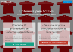 uniformes-para-hoteles.infored.com.mx
