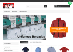 uniformesbme.com.mx