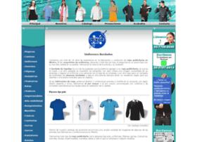 uniformesbordados.com.mx
