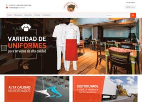uniformesdebatalla.com.mx