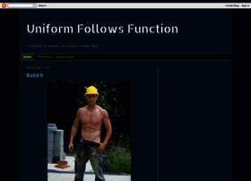 uniformfollowsfunction.blogspot.com