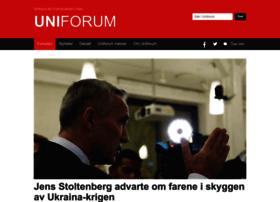 uniforum.uio.no