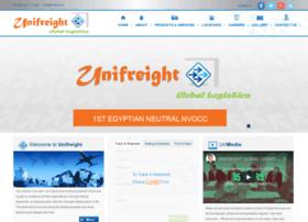 Unifreight.com.eg