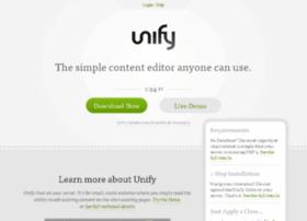 unify.unitinteractive.com