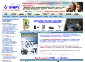 unifykaraoke.com