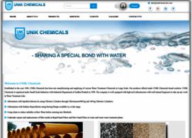 unikchemicals.com
