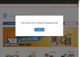 unileverweb.bluekart.com