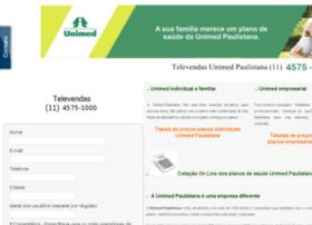 unimedpaulistanasp.com.br