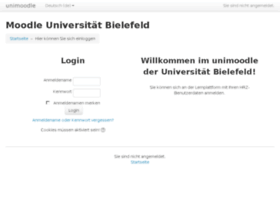 unimoodle.uni-bielefeld.de