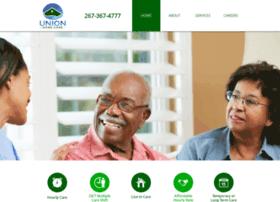 union-homecare.com