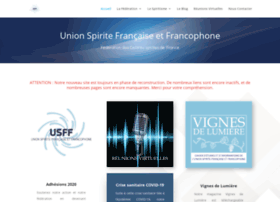 union-spirite.fr