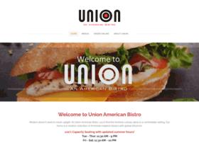unionamericanbistro.com
