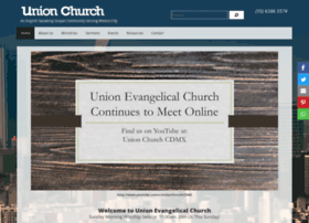 unionchurch.com.mx