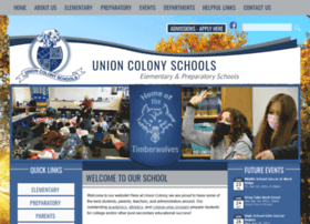 unioncolonyschools.org