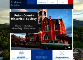unioncountyhistory.org