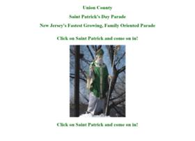 unioncountystpatricksdayparade.com